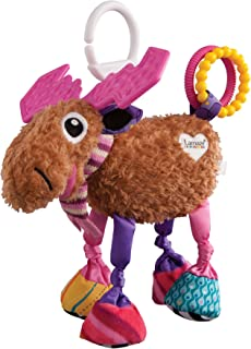Lamaze Muffin The Moose, Clip On Toy