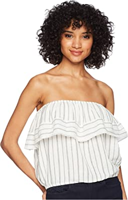 Stripe Cha Cha Tube Top