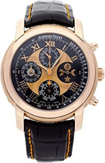 Audemars Piguet Jules Audemars Mechanical (Automatic) Black Dial Mens Watch 26094OR.OO.D002CR.01 (Certified Pre-Owned)