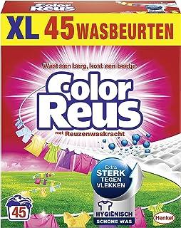 Witte Reus Color Reus Waspoeder - Gekleurede Was - 45 wasbeurten
