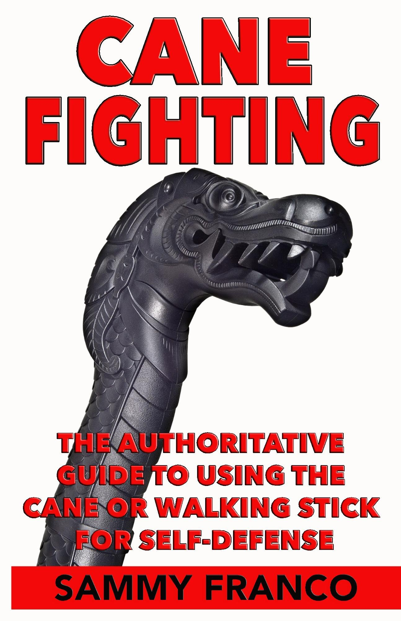 Cane Fighting: The Authoritative Guide to Using the Cane or Walking Stick for Self Defense (English Edition)