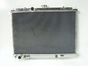 DD Aluminium Coolant Radiator Fits For Nissan 01-07 Fits For X-Trail 2.5L QR25 Xtrail