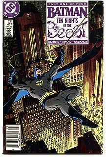BATMAN #417 1ST appearance of KGBeast DC