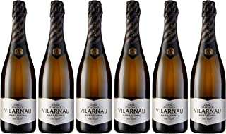 Vilarnau Demi Sec - D.O. Cava - 6 Botellas de 750 ml - Total: 4500 ml