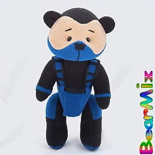 Sub-Zero bear - mortal kombat 3 Bi-Han Lin Kuei Kuai Liang Ultimate ninja Fatality