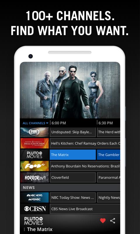 Pluto TV - It's Free TV