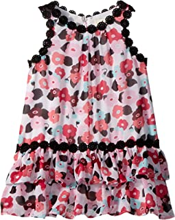 Kate Spade New York Kids Blooming Floral Dress (Infant)