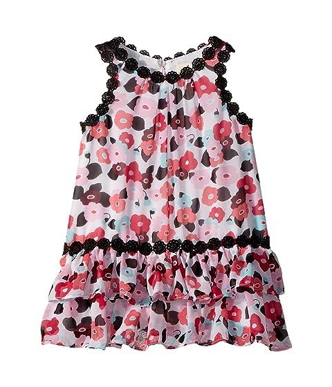Kate Spade New York Kids Blooming Floral Dress (Infant)