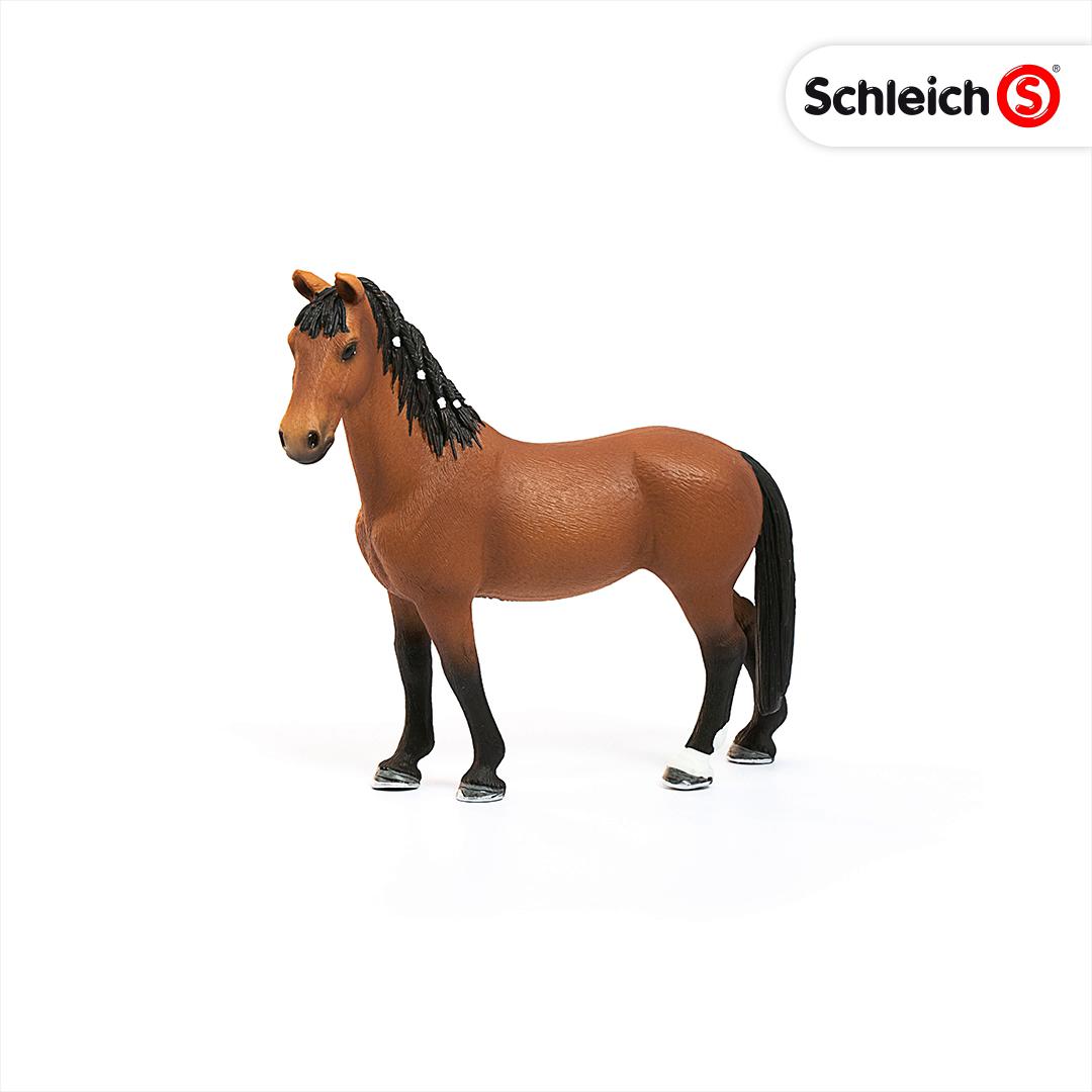 Schleich cheval Trakehner Jument//Mare 13757-Neuf//Neuf dans sa boîte New