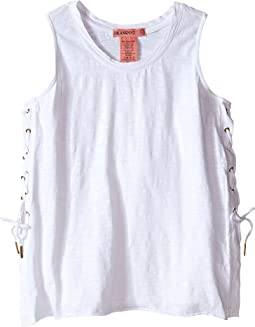 Sleeveless Lace-Up Tank Top (Little Kids/Big Kids)