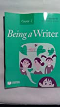 Being a Writer - Grade 2 Assessment Resource Book