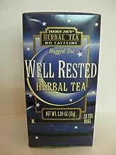 3 Pack Trader Joe's Well Rested Herbal Tea No Caffeine