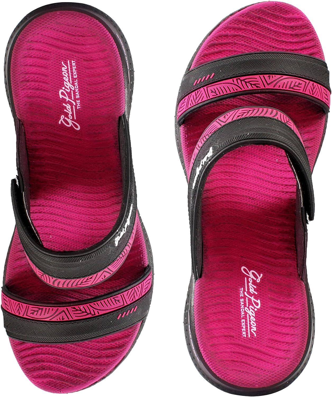 EVA Unisex Anti-Fatigue Cushion Sandals, Flip Flops & Slides
