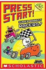 Super Rabbit Racers!: A Branches Book (Press Start! #3) Kindle Edition