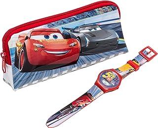 Disney Cars DC303 - Reloj para niño