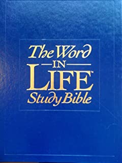 The Word in Life Study Bible: New Testament : New King James Version