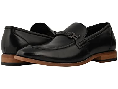 Stacy Adams Duval Slip On Penny Loafer (Black) Men