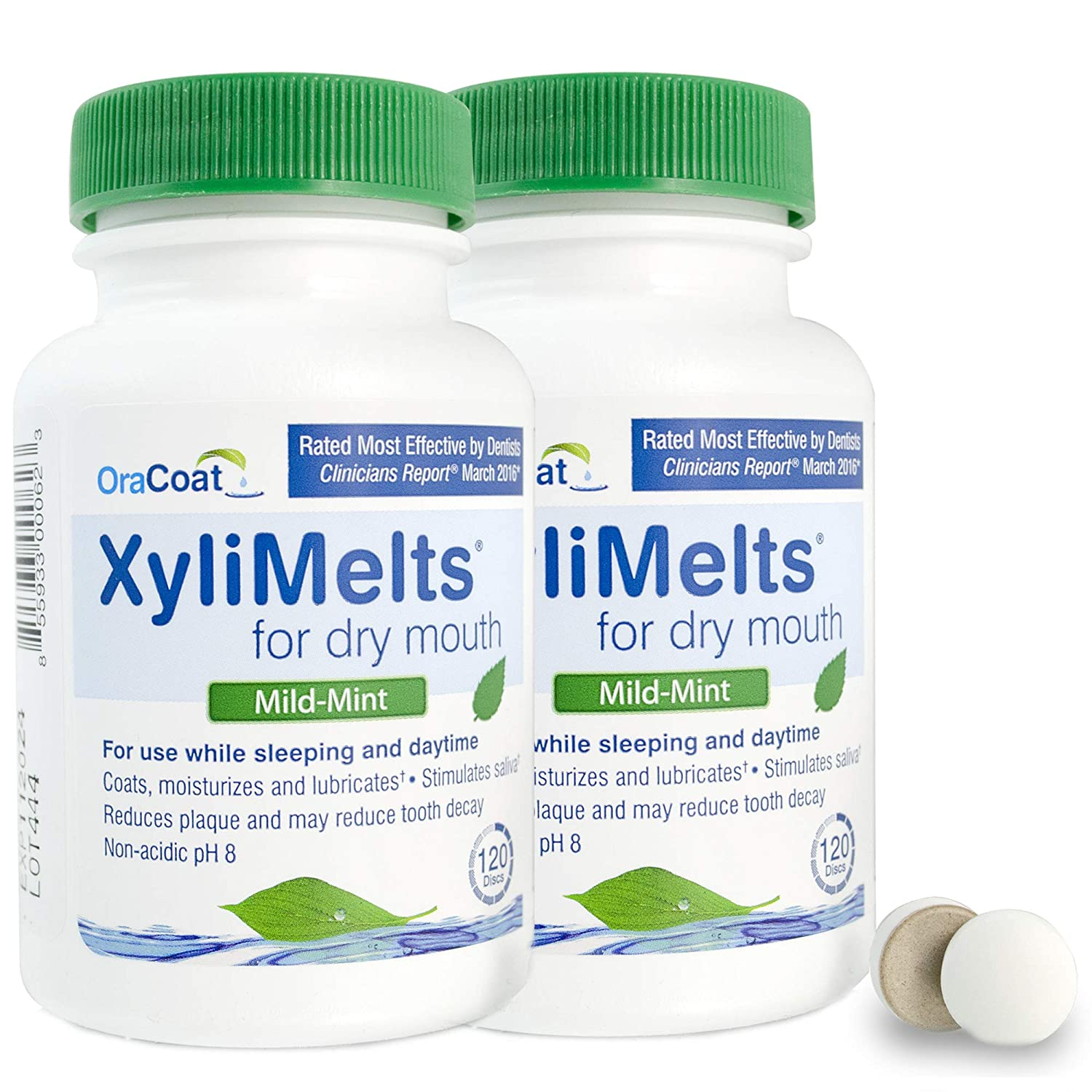 Our shop OFFers the best service OraCoat XyliMelts for In a popularity Dry Mouth Care count All bottles 120 Natu