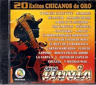 20 Exitos Chicanos De Oro