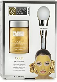 Gold: Gel Face Mask with Applicator