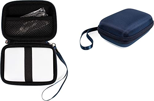 popular getgear Case sale for Fujifilm Instax Mini, Canon Ivy CLIQ+2, CLIQ+, new arrival CLIQ2, CLIQ; HP Sprocket 1st/ 2nd, Kodak Smile Instant Camera/Printer, Accessories Pocket (Blue) outlet sale
