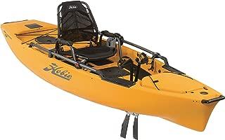 Hobie Mirage Pro Angler 12 2018 Fishing Kayak With MD180 Turbo Drive Reverse , Papaya Orange #: 86230008