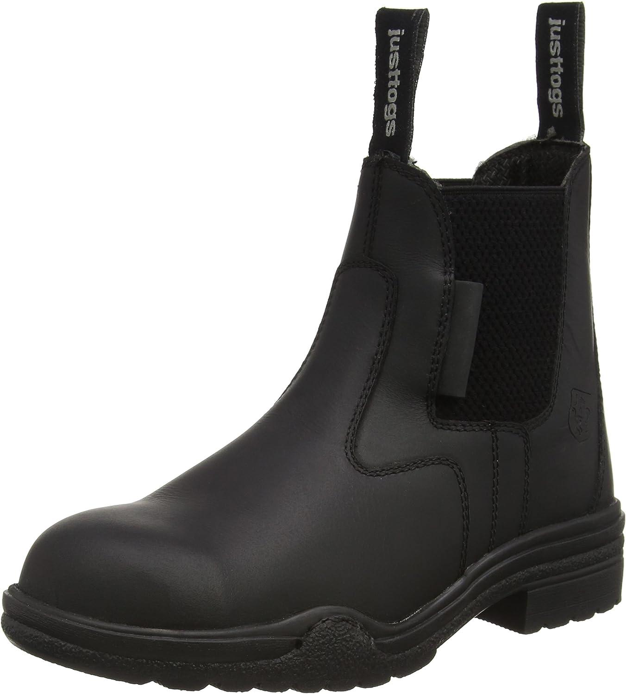 JUST TOGS Leder-Sicherheitsstiefel Hampton  | Gewinnen Sie das Lob der Kunden