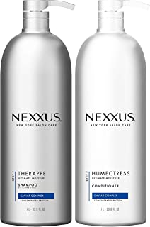 Nexxus Therappe Humectress Combo Pack Shampoo and Conditioner, 1 Set