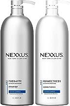 Nexxus 洗发水&护发素套装,适用干性发质,1L/每件(33.8oz/每件)