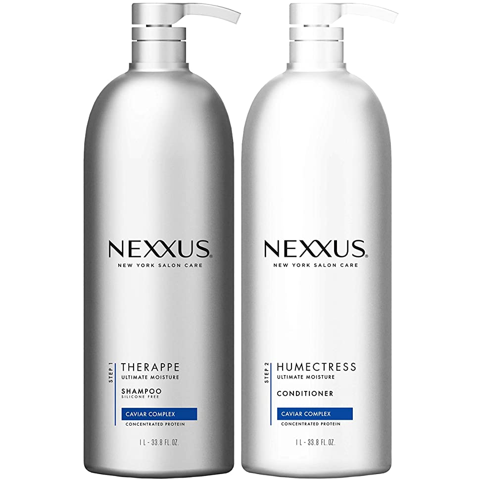 Nexxus Therappe Humectress Combo Pack Shampoo and Conditioner 33.8 oz, 2 count uayekiig973