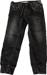 Pepe Jeans - Pantalones- Taper- Sprinter- Negros
