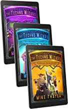 The Epic Adventures of the Techno Wizard: Books 1 - 3