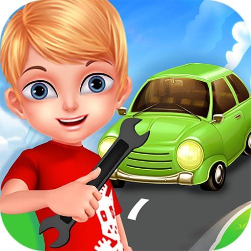 Garage Mechaniker Reparatur - Beste kostenlose Spiel zu lernen und spielen für alle diejenigen, die Autos lieben und sie zu beheben.