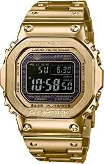 CASIO G-Shock GMW-B5000GD-9JF G-Shock Connected Radio Solar Gold Watch (Japan Domestic Genuine Products)