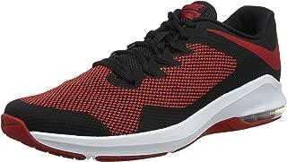Nike Men's Air Max Alpha Trainer, Black/Gym RED