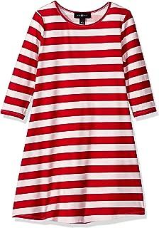 Amy Byer Girls' Cute Ugly Christmas Dress