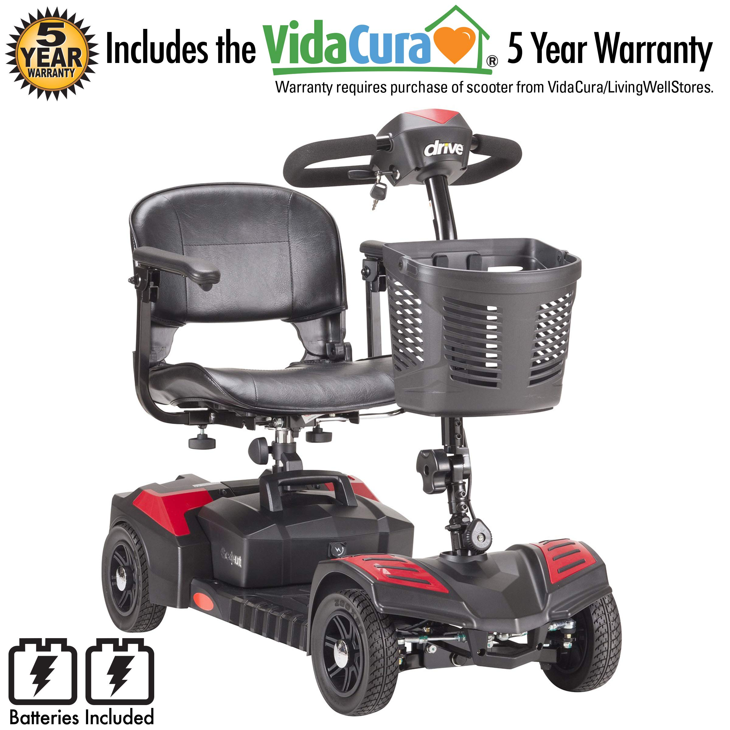Drive Medical Mobility Extended Warranty