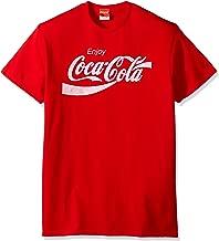 Coca-Cola Men's Eighties Coke Short Sleeve T-Shirt