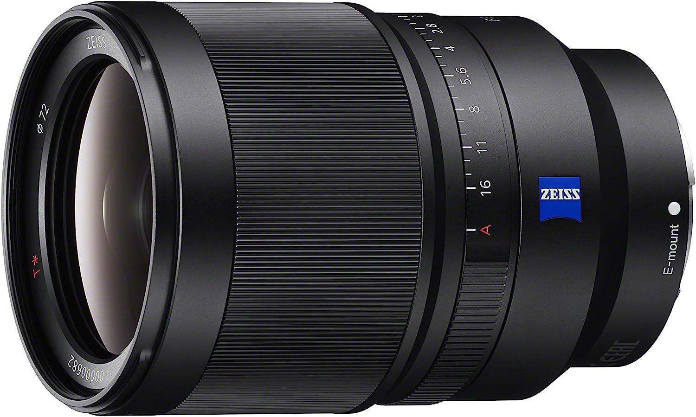 Sony Sel35f14z Distagon T Fe 35 Mm F 1 4 Za Standard Objektiv Für Spiegellose Kameras