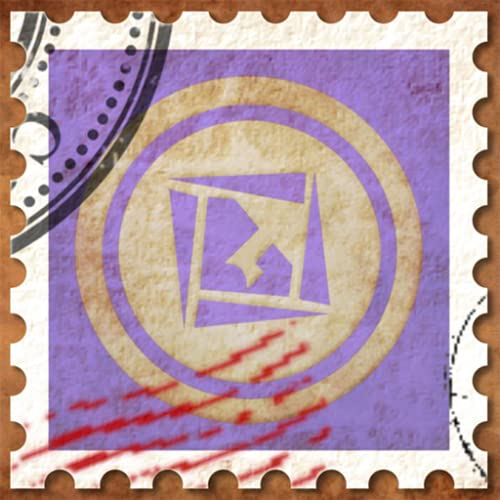 Postage Stamp TSF Shell Theme - 1200 Icon Pack