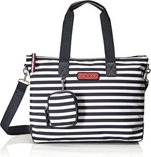 Tommy Hilfiger Varsity Tote Bag for Women-Multicolour