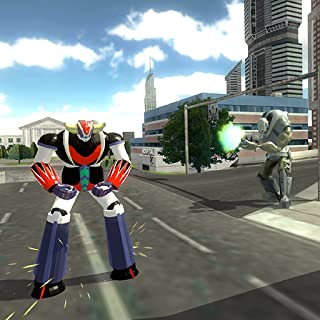 Robot Car Battle Free Game