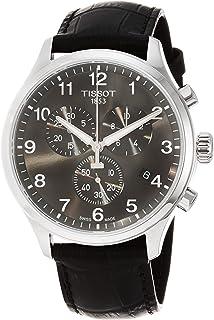 تيسوت للرجال ساعة كاجوال ستانلس ستيل اسود T1166171605700