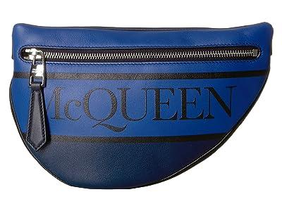 Alexander McQueen Mini Bumbag (Cobalt) Bags