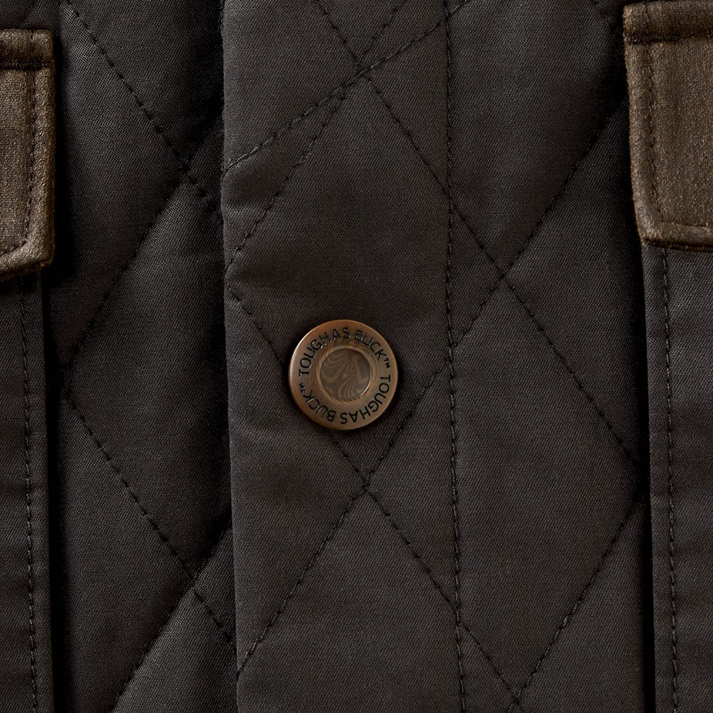 Legendary Whitetails Men's Tough as Buck Quilted Field Vest