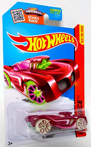 Hot Wheel 16 Angels HW Race 168 250 Collectible Toy Car Best for Track by Hot Wheels