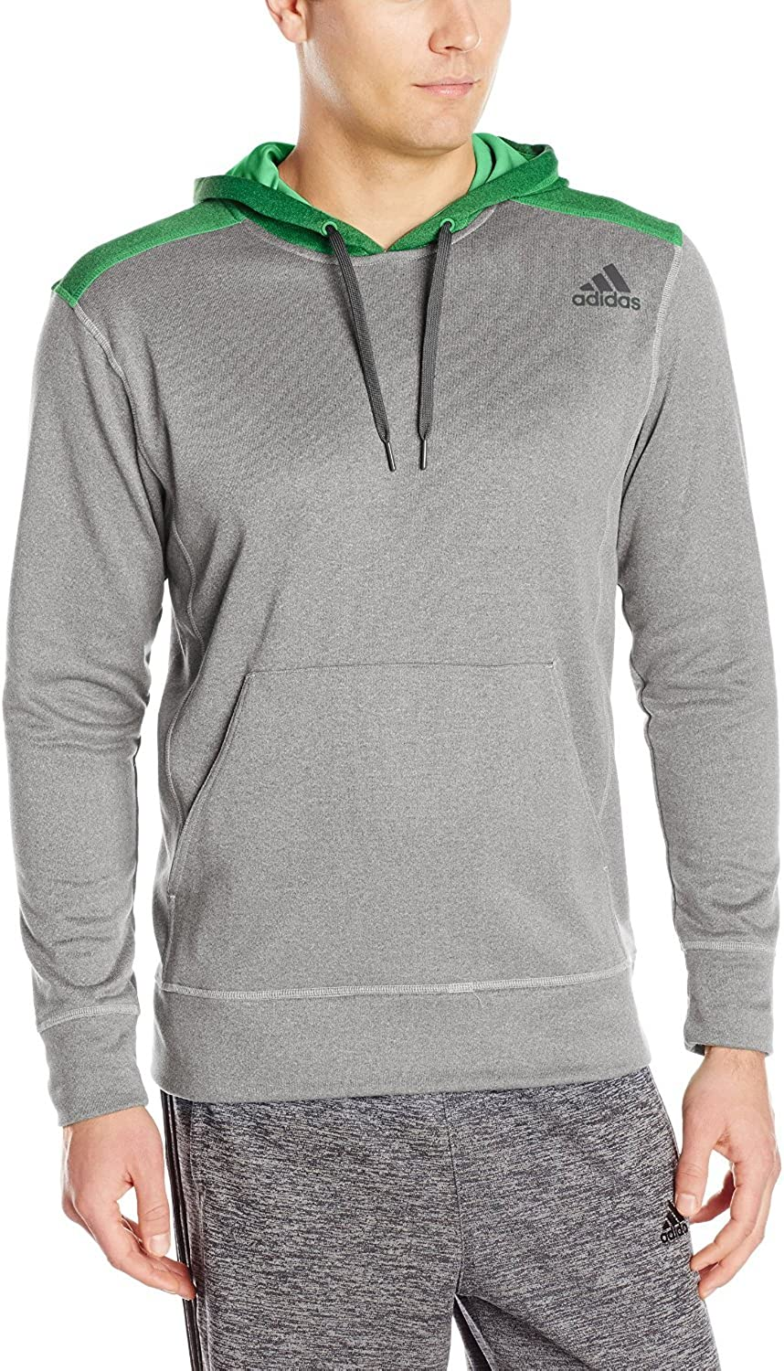 adidas Performance Over item handling Men's Max 45% OFF Ultimate Pullover Hoodie S Solid Grey