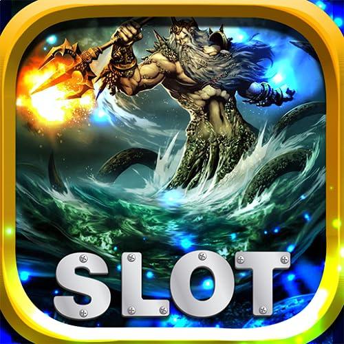 Mega Poseidon Slots HD : Vegas Strip Casino Slots Adventure