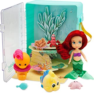 Disney Animators' Collection Ariel Mini Doll Playset - The Little Mermaid
