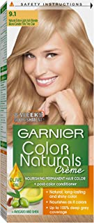 Garnier Color NaturalS 9.1 Natural EXTRA Light ASH BLOND